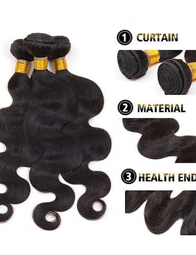 Brésiliens Vague Vierge 8 Humain Corps Du De Non Brésilien Poils Cheveu Cheveux 8 Vierges natural Jff Color Brésilienne Transformés tOgxpEqwA