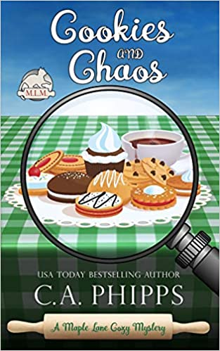 Como Descargar Un Libro Cookies And Chaos: A Maple Lane Cozy Mystery Fariña PDF