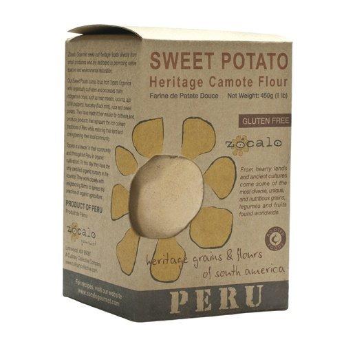 Zocalo, Flour Sweet Potato, 1 LB (Pack of 8)