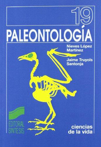 Descargar Libro Paleontología: Conceptos Y Métodos Nieves López Martínez