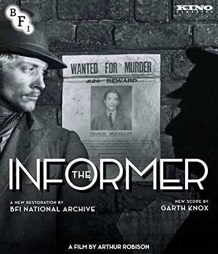 The Informer [Blu-ray]