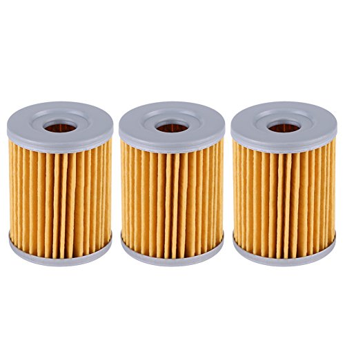 20pcs Universal Large Car Parts Inner Fuel Filters Petrol Filter Fit 6mm 8mm Pipe (3Pcs):