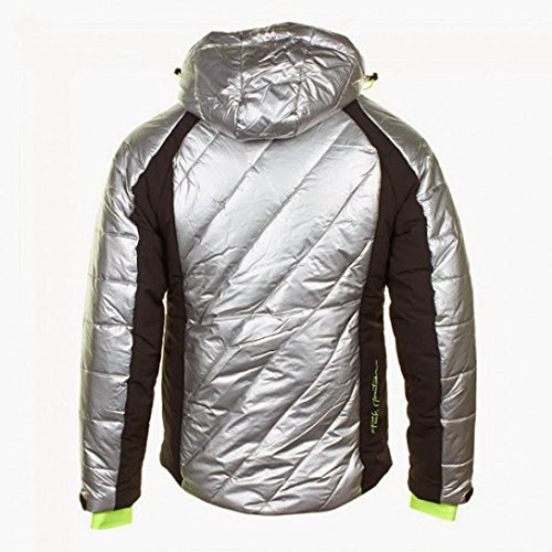 Silver men Mountain CILVER Black Jacket Peak xI0qnBA