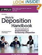 #9: Nolo's Deposition Handbook