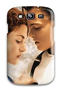 Defender Case With Nice Appearance (titanic Love Couple Rose And Jack) For Galaxy S3