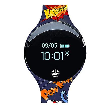 JingJingQi Reloj Inteligente Smartwatch H8 Bluetooth Reloj ...