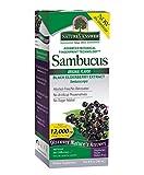 Nature's Answer Alcohol-Free Sambucus Supplement, Original, 3Pack (8oz Each)