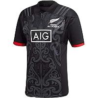 DLGLOBAL 2018 maorí de Nueva Zelandia All Blacks Rugby Shirt