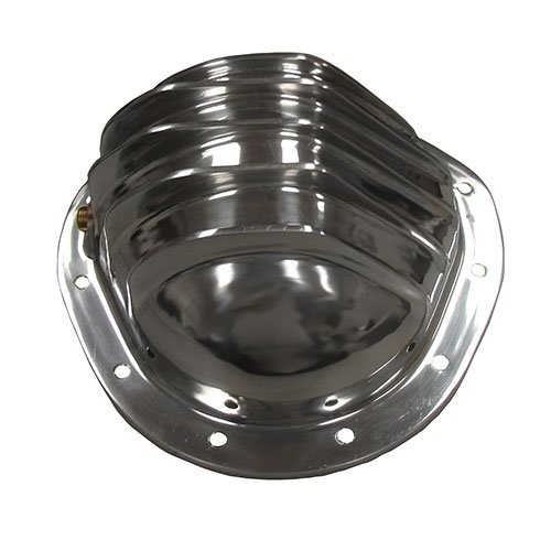 CSI 1369 Chromed Steel Differential Cover, GM 12 bolt rea...