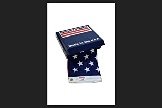 product image for Valley Forge USB4 American Flag, 4' x 6', Multi Color