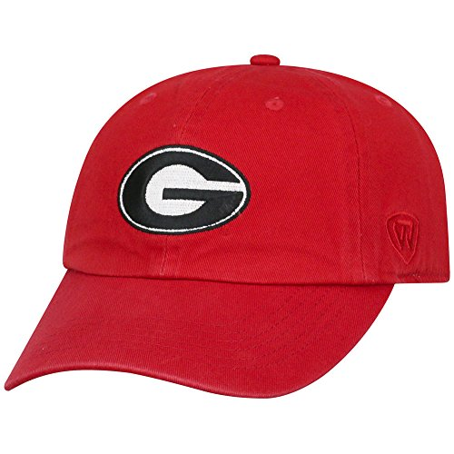 Georgia Baseball Hat (Georgia Bulldogs Womens Hat Red)