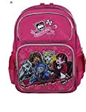 "Best Monster High High School Back Packs - Monster High Fangs Are Fantastic School Large 16"" Review"