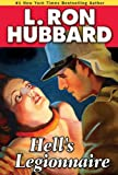 Front cover for the book Golden Hell by L. Ron Hubbard