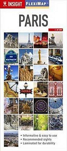 Insight Guides Flexi Map Paris (Insight Flexi Maps)