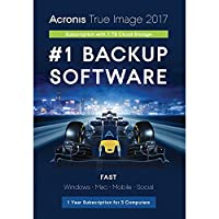 Acronis True Image Subscription