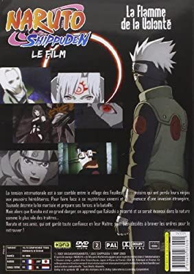 Naruto Shippuden - Le film : La Flamme de la Volonté Francia ...