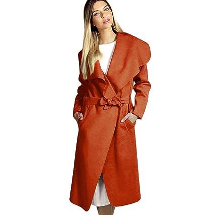 Abrigos para Mujer Chaqueta para Mujer Outwear Chaqueta de Invierno Otoño e Invierno Abrigo de Invierno
