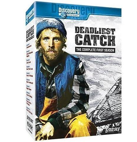 Deadliest Catch - Season 1 (5 Disc Set) (Jake Long Dvd)