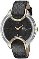 Salvatore Ferragamo Women's 'Signature' Quartz Stainless Ste