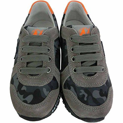 Naturino , Jungen Sneaker grau grau 20