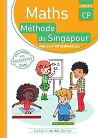Mathématiques CP-Méthode de Singapour-Fiches photocopiables par Monica Neagoy