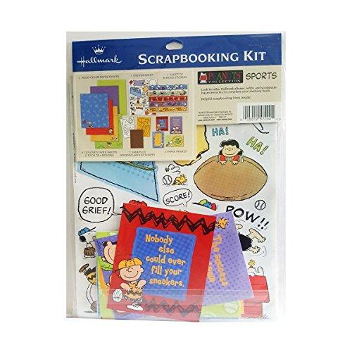 uts Gang Scrapbooking Scrapbook Sports Kit Stickers ()