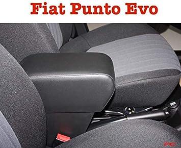 Bracciolo SPECIFICO per Fiat Grande Punto Punto Evo portaoggetti poggiabraccio