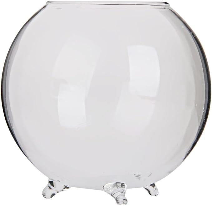Glasdeckel Landschaft Terrarium Container Deckel Vase Flasche