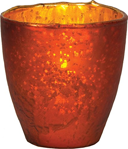 Luna Bazaar Small Urn Design Luxe Candle Holder  - For Home