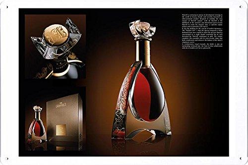 tin-sign-metal-poster-plate-8x12-of-lor-de-martell-cognac-lor-de-martell-cognac-by-food-beverage-dec