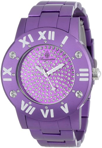 Burgmeister Women's BM163-090A Aluminum Magic Analog Watch