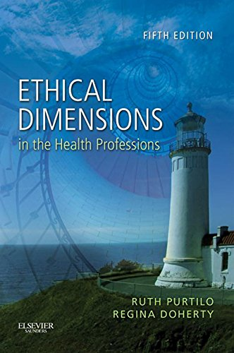 Download Ethical Dimensions in the Health Professions Pdf