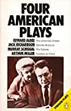 img - for Four American Plays: The American Dream, Gallows Humour, The Typists, Incident At Vichy book / textbook / text book