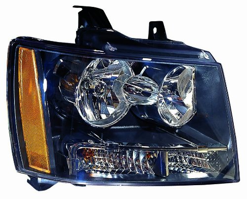 Chevrolet Tahoe Hybrid (Depo 335-1141L-AF2 Chevrolet Driver Side Head Light Assembly)