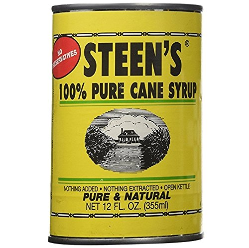 - Cane Syrup - Steen's 100% Pure - 12 Fl 0z. can