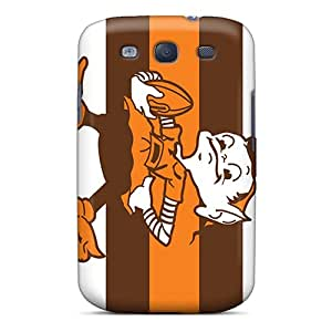 Forever Collectibles Cleveland Browns Hard Snap-on Galaxy S3 Case