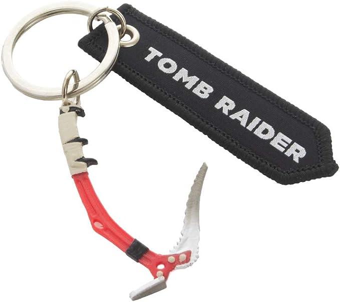 Koch Media Tomb Raider - Llavero: Amazon.es: Informática