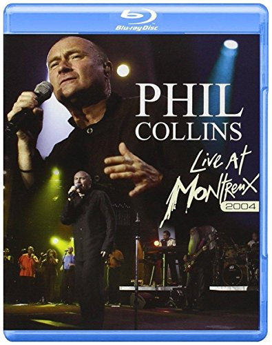 Blu-ray : Phil Collins - Live at Montreux 2004 (Blu-Ray) (United Kingdom - Import)