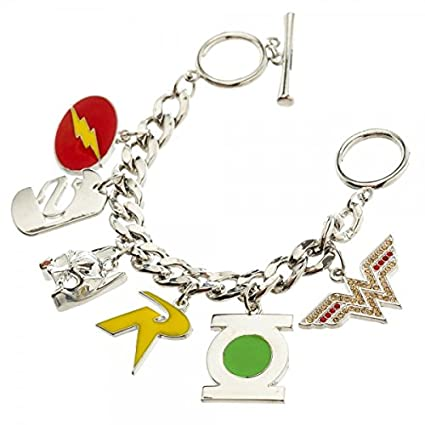 Bracelet - DC Comics - Hero Charm New Toys Gifts Licensed fj2aljdco by DC Comics