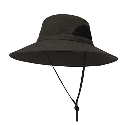 a5313b2e0 Amazon.com: Kelly Bro Mens Womens Trends Fashion Bucket Hat Wild Sun ...