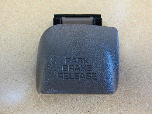 - Dodge Ram Camel/Tan Parking Brake Release Handle Mopar OEM