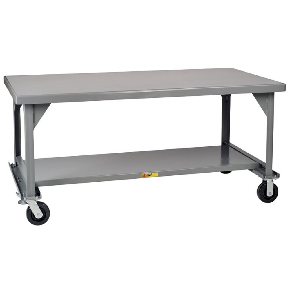 Little Giant 3600-Lb. Capacity Mobile Workbench - 48X30'' Top - Without Drawer