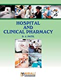 img - for HOSPITAL & CLINICAL PHARMACY book / textbook / text book