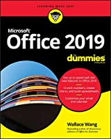 Office 2019 For Dummies Front Cover