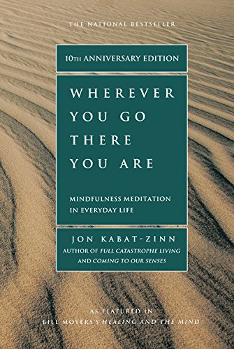 Wherever You Go, There You Are [Jon Kabat-Zinn] (Tapa Blanda)