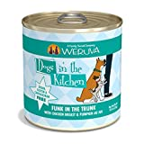 Weruva Dogs In The Kitchen, Funk In The Trunk With Chicken Breast & Pumpkin Au Jus Dog Food, 10Oz Can (Pack Of 12) Review