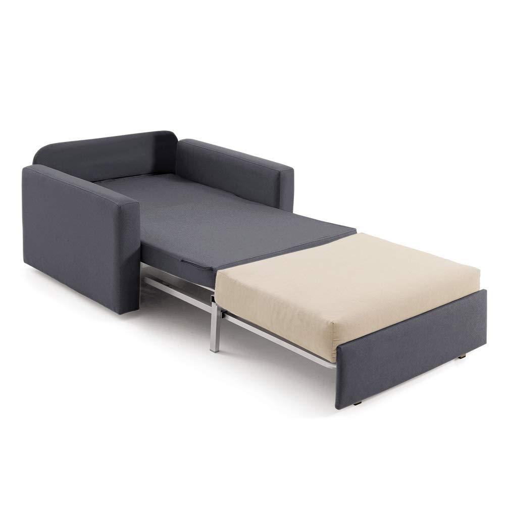 Vida de hogar - Sofá 2 plazas Extensible ANTAX 92x82x49 ...