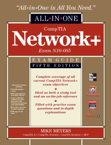 CompTIA Network+ Certification All-in-One Exam Guide, 5th Edition (Exam N10-005) Pdf
