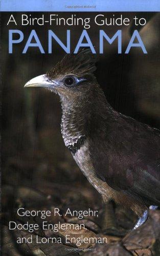 A Bird-Finding Guide to Panama (Panama-shops)