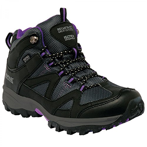 Gatlin Regatta Walking Waterproof Womens Mid Vivacious Padded Boots Ladies Peat xqqawZ